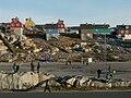 Greenland 4, Ilulissat, soccer field.jpg
