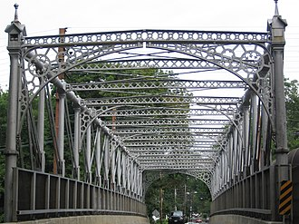 Riverside, Connecticut - Riverside Avenue Bridge