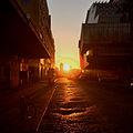 Greenwich Village NYC Sunset 032415 Gansevoort Street 19-01 h.jpg