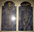 Gresse-en-Vercors église (2 plaques Morts pour la France) 1.jpg