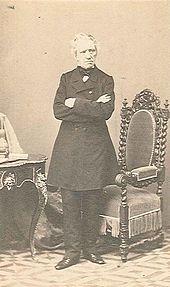 Franz Grillparzer, Fotografie von Ludwig Angerer (Quelle: Wikimedia)