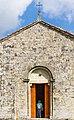 Grizzana Morandi - frazione Campolo - santuario della Beata Vergine della Consolazione di Montovolo - facciata.jpg