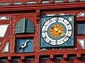 Großbottwar - Rathaus - Uhr 01.jpg