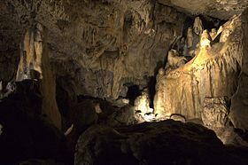 image illustrative de l'article Grottes de Cravanche