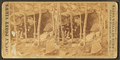 Group at the entrance of Cave, from Robert N. Dennis collection of stereoscopic views.png