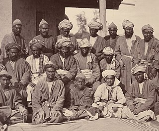 Hazaras Persian-speaking people who mainly live in central Afghanistan and Pakistan