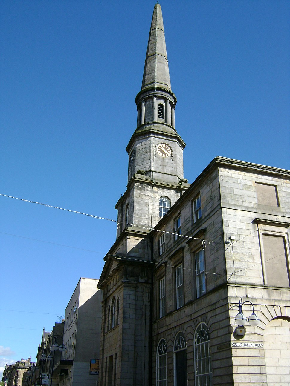 Guildhall2, Dunfermline