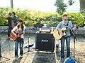 GuitarDuo@YoyogiPark, 2006-10-29.jpg