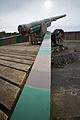Gun, Battery Moltke, Les Landes.JPG
