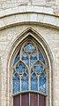 Gurk Domplatz 1 Dom West-Portal mittleres Maßwerkfenster 04082019 6934.jpg