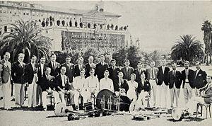 Gus Arnheim - Gus Arnheim Orchestra, Cocoanut Grove at Ambassador Hotel, Los Angeles, 1932