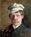 Gustav Wentzel - Portrait of the Painter Andreas Singdahlsen - NG.M.02264 - National Museum of Art, Architecture and Design.jpg