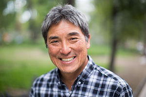 Guy Kawasaki - July 2015 at Wikimania