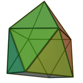Image illustrative de l'article Pyramide carrée gyroallongée