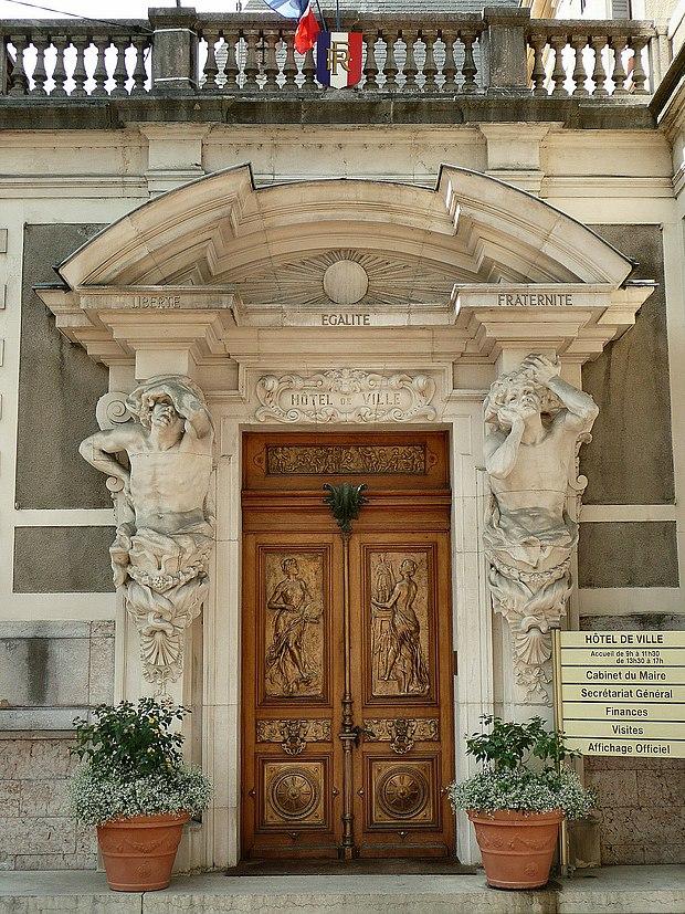Monument historique à Évian-les-Bains