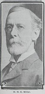H. H. C. Miller