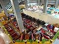 HK 屯門 Tuen Mun 盈豐園商場 Goodrich Garden Shopping Arcade Void courtyard restaurant visitors July 2016 DSC.jpg