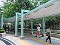 HK Chai Wan Hing Wah (I) Estate 22 covered walkway visitors Sept-2012.JPG