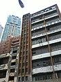HK Tai Kok Tsui 必發道 124 Bedford Road facade view Shining Heights Dec-2012.jpg