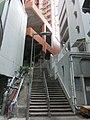 HK Tin Hau Tung Lo Wan Road outside stairs Apr-2014 ZR2.JPG