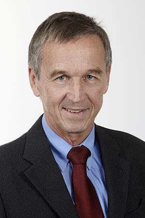 Hubert Österle - Image: H Oesterle