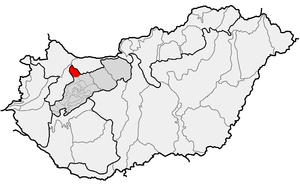 pannonhalma térkép Sokorói dombság – Wikipédia pannonhalma térkép