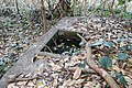 Hachijo-Kojima Island Toriuchi district traces of the Rainwater tub 04.jpg