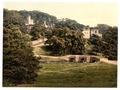Haddon Hall, Derbyshire, England-LCCN2002696682.tif