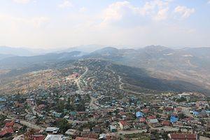 Hakha - Image: Hakha