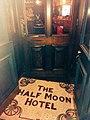 Half Moon Herne Hill doorway mosaic 2018.jpg