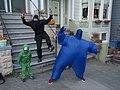 Halloween in San Francisco - Big Costumes on the Steps.jpg