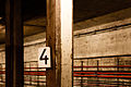 Halttafel im U-Bahn-Tunnel 20140808 16.jpg