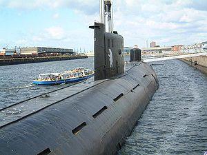 Tango-class submarine - Image: Hamburg.U434.gesamt. wmt