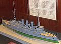 Hamidiye kruvazörü tam gemi modeli.JPG