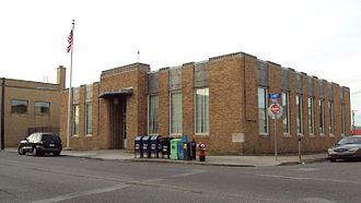 Hamtramck, Michigan - Post office