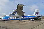 Handley Page Dart Herald 201 'G-APWJ' (25284025737).jpg