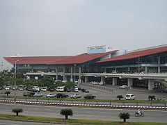 Noi Bai International AirportSân bay quôc tê Nôi Bài