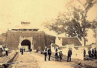 Imperial Citadel of Thăng Long - Image: Hanoi citadel 2