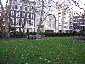 Hanover Square, Westminster - Image: Hanover Square 3