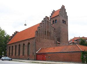 Hans Tausen - Hans Tausens Church in Copenhagen, Denmark
