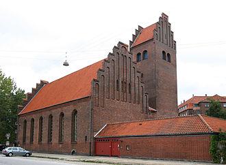 Hans Tausen's Church - Image: Hans Tausens Kirke Copenhagen