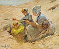 Hans von Bartels - Two Girls in the Sand Dunes, 1898.jpg