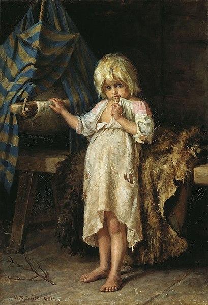 File:Hariton Platonov Malenkaya Nyanya 1880.jpg
