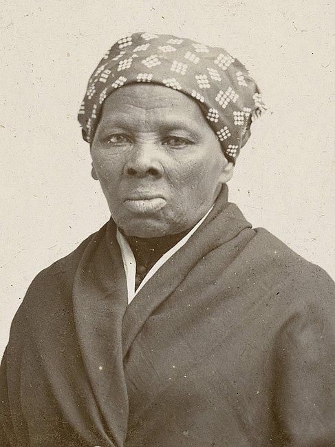 Harriet Tubman 1895