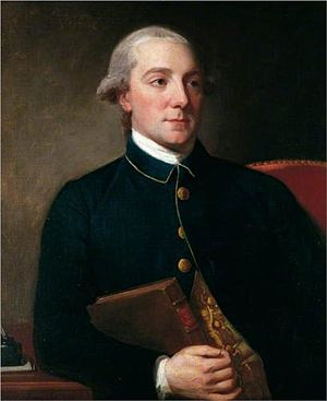 Harry Peckham - Harry Peckham, Recorder of Chichester in 1785 by George Romney