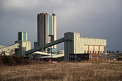 Harworth Colliery - geograph.org.uk - 1623383.jpg