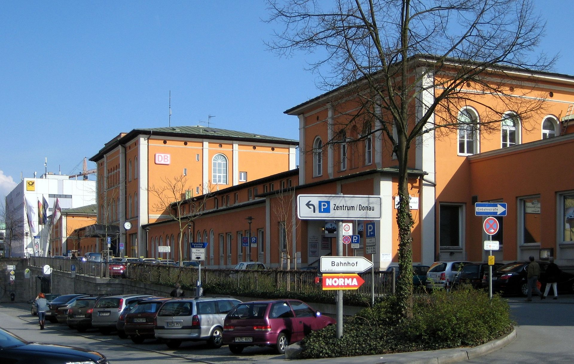 AdreГџe Bahnhof OsnabrГјck