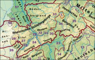 Rheinisches Schiefergebirge (Rheinisches Schiefergebirge)