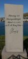 Havøysund, Finnmark. 2021. Minnesmerke H.M. Kong Olav 5. Riksvei 889.webp