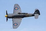 Hawker Sea Fury T20 - Royal Navy - VX281 (42224806720).jpg